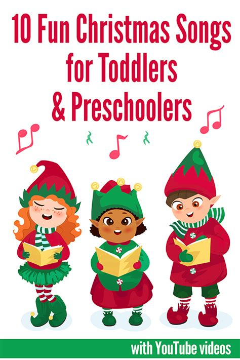 10 songs for toddlers amp preschoolers 954 | Christmas songs for toddlers and preschoolers