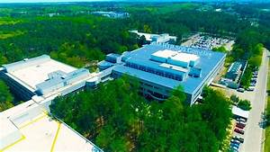 IBM RTP, NC (Research Triangle Park) Fly over - YouTube