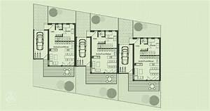 Mehrfamilienhaus Grundriss Beispiele : grundrisse kettenhaus mehrfamilienhaus von baufritz familienhaus im reihenhaus stil ~ Watch28wear.com Haus und Dekorationen