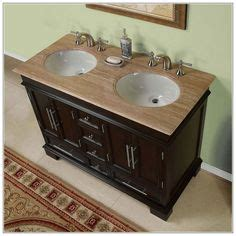 fresca oxford 48 traditional double sink bathroom vanity
