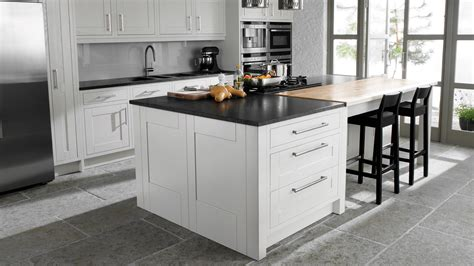 white kitchen cabinets with granite color of cooker by black barstools white 1813
