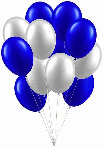 Balloons Clip Clipart Birthday Happy Balloon Transparent