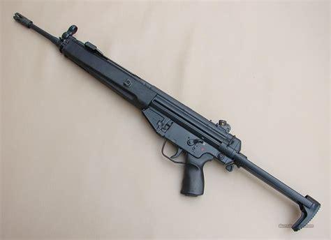 hk model  tactical assault rifle   remi  sale