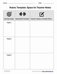 best grading rubric ideas and images on bing find what you ll love