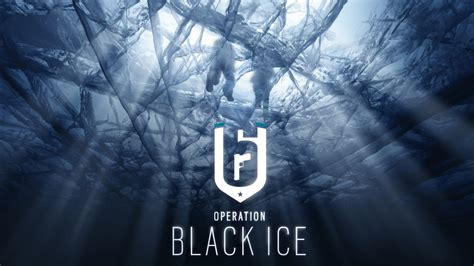 rainbow  siege operation black ice   wallpapers