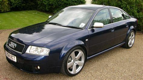 2002 Audi A6 2.7T quattro - Sedan 2.7L V6 Twin-turbo AWD Manual