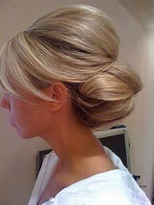 25 Effortless Updos for Medium Length Hair Hairstyle For Women