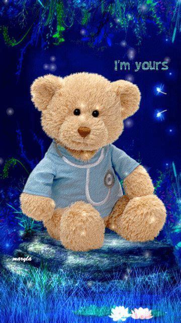 maryla gifs animationgifart  maryla tatty teddy