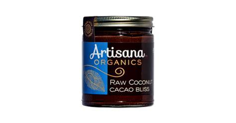 artisana organic coconut cacao bliss 8 0z