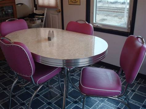 retro kitchen table and chairs canada cynful musings one dollar deals part 2