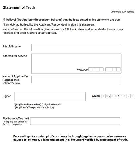 divorce finance toolkit  form