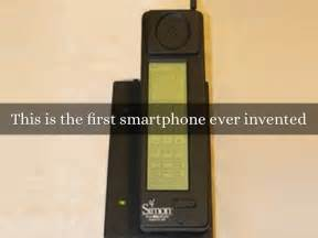 when was the smartphone invented electricity by div 2