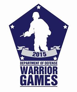 DoD Warrior Games Logo Heraldry