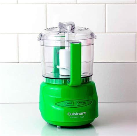 Colorfulgreenkitchenappliances