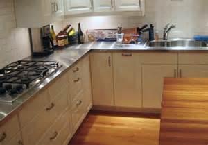 kitchen countertop storage ideas stainless steel countertops table island custom range