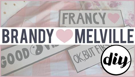 Diy Brandy Melville Wall Decoration || Gemminamakeup