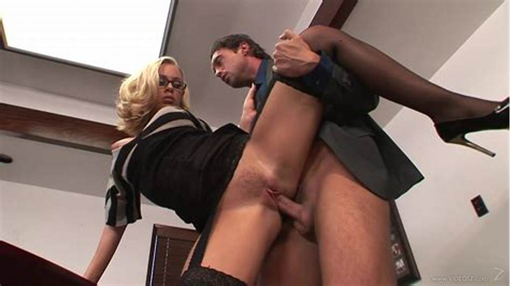 #Boss #Fucks #His #Slutty #Milf #Secretary #Nicole #Aniston