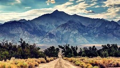 Wallpapers Mountain Landscape Mountains Retro Desktop Mobile