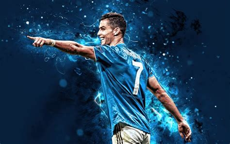 Download wallpapers 4k, Cristiano Ronaldo, Juventus FC ...