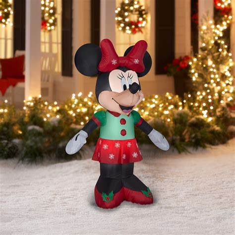 yardds mickey minnie mouse disney christmas outdoor
