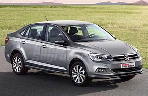 ¿Será así el Volkswagen Virtus? Mega Autos