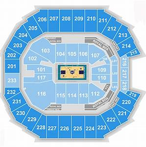 Spectrum Arena Seating Chart Time Warner Cable Arena Insidearenas Com