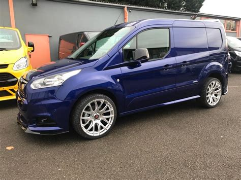 ford transit connect l2 used 2017 ford transit connect 1 5 tdci l2 230 trend cab in 6dr eu6 for sale in