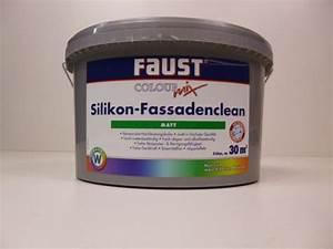 Silikon Für Aussen : faust fassadenfarbe silikon just another wordpress ~ Michelbontemps.com Haus und Dekorationen