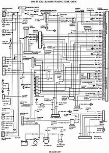 2000 Buick Park Avenue Starter Wiring Diagram