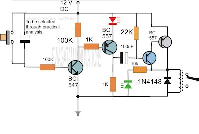 simple delay timer circuits make it easy electronic projects power supply circuits circuit