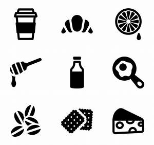 Breakfast Icons - 1,377 free vector icons