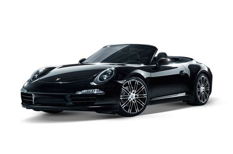 porsche 911 convertible black 2017 porsche 911 carrera black edition 3 4l 6cyl petrol