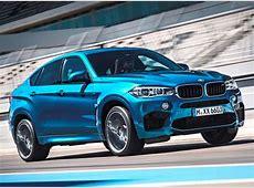 2015 BMW X6 M unveiled Kelley Blue Book