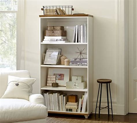 Pottery Barn Bookshelf by Bookcase Pottery Barn