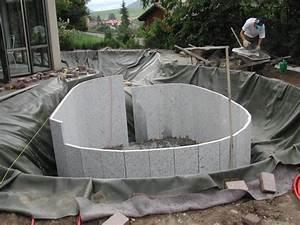 Pool Im Garten Selber Bauen : pin schwimmteich selber bauen klein oval nat rliche ~ Sanjose-hotels-ca.com Haus und Dekorationen