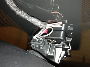 Hardwire Radar To Rearview Mirror Via Invisicord