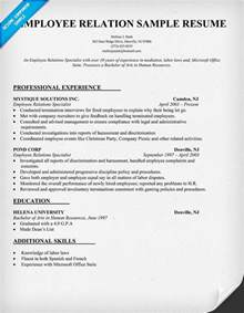Employee Relations Resume by Pin By Barger Photography On