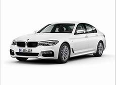 BMW 5 Series Saloon 520d M Sport Auto Car Leasing