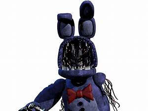 FNaF 2 Withered Bonnie Jumpscare by crueldude100 on DeviantArt