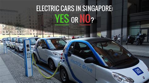 Electric Cars In Singapore