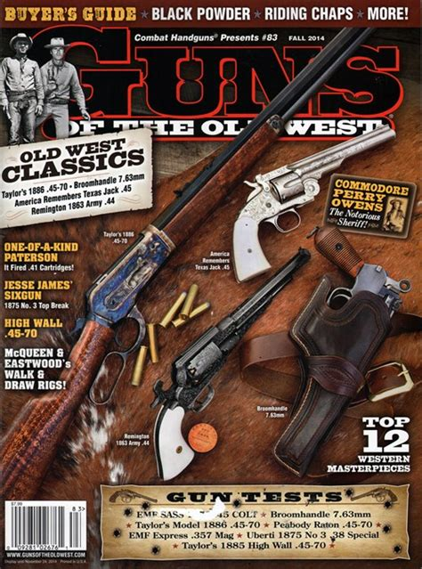 guns of the west magazine discountmags