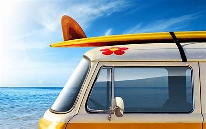 Surfboard Summer Surf Mood Desktop Surfing Wallpapers
