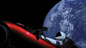 Tesla Dans Lespace : la voiture de l espace rate son orbite et part vers la ceinture d ast ro des ~ Nature-et-papiers.com Idées de Décoration