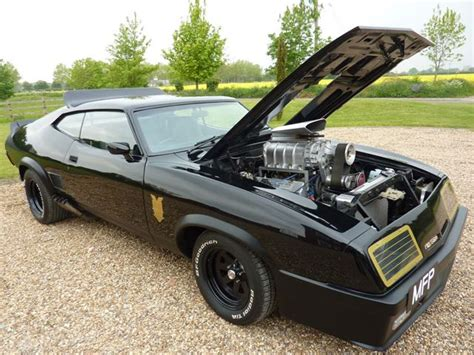 mad max interceptor replica  sale   uk autoevolution