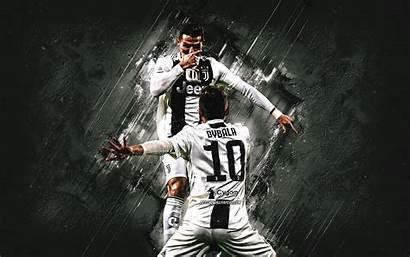 Dybala Juventus Celebration Football Ronaldo Paulo Goal
