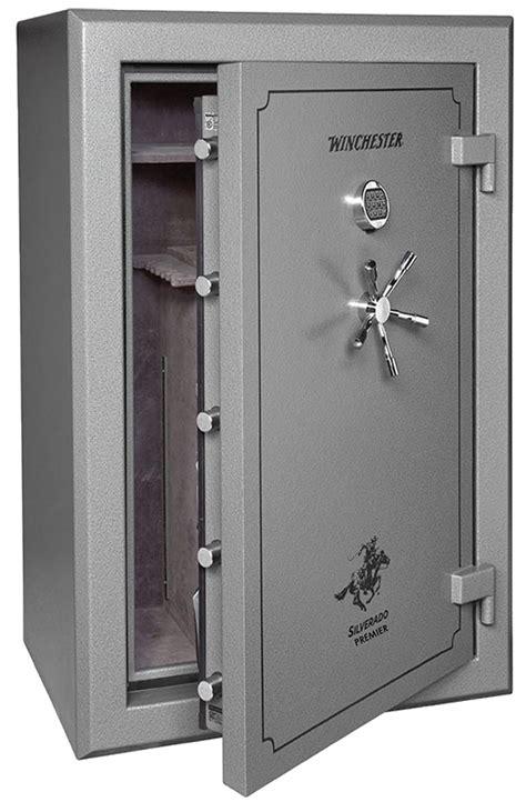 winchester safes s60403811e silverado 38 gun safe granite