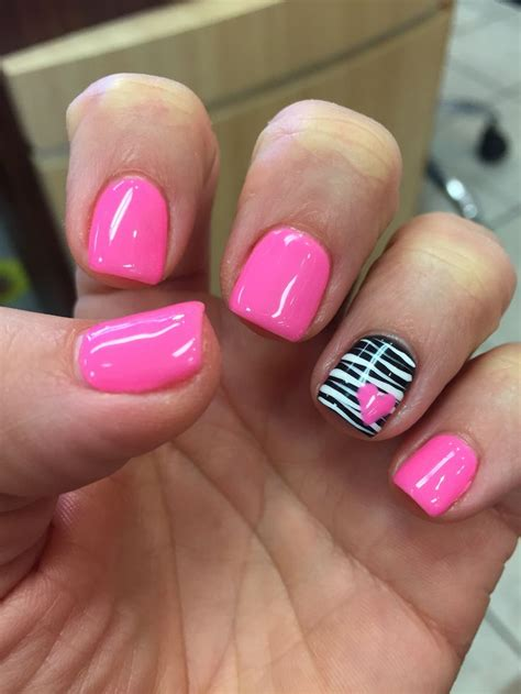 gel nail color ideas 25 best ideas about pink gel nails on gel