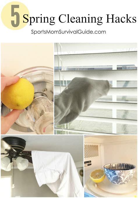 cleaning hacks top 5 spring cleaning hacks tips more sportsmomsurvivalguide com