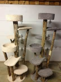 cat towers for cat tree with wood cats feral cat