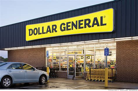 dollar generals stock rallied    strong